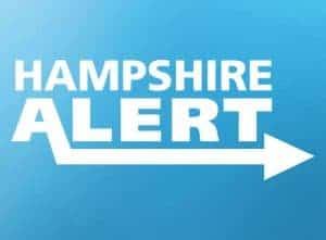Hampshire Alerts