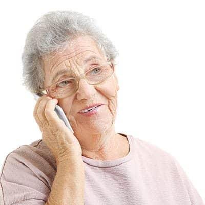 woman-using-phone